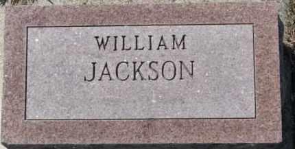 JACKSON, WILLIAM - Dixon County, Nebraska | WILLIAM JACKSON - Nebraska Gravestone Photos