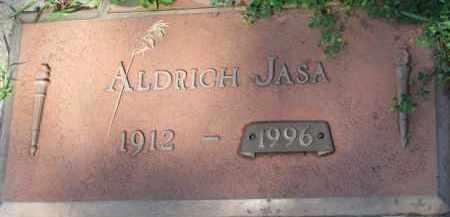 JASA, ALDRICH - Dixon County, Nebraska   ALDRICH JASA - Nebraska Gravestone Photos