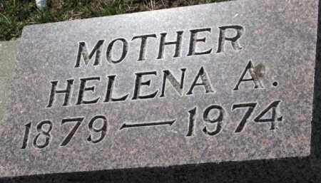 JENSEN, HELENA A. - Dixon County, Nebraska | HELENA A. JENSEN - Nebraska Gravestone Photos