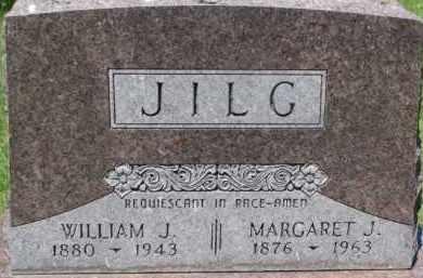 JILG, WILLIAM J. - Dixon County, Nebraska | WILLIAM J. JILG - Nebraska Gravestone Photos
