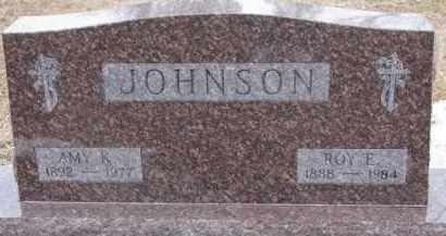 JOHNSON, AMY K. - Dixon County, Nebraska   AMY K. JOHNSON - Nebraska Gravestone Photos