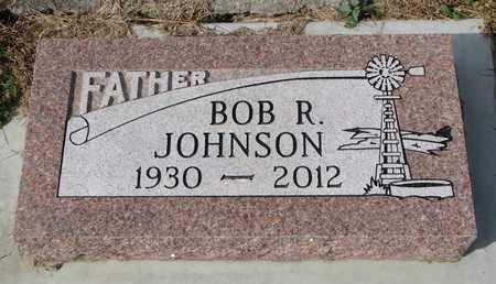 JOHNSON, BOB R. - Dixon County, Nebraska | BOB R. JOHNSON - Nebraska Gravestone Photos