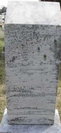 JOHNSON, CHARLEY A. - Dixon County, Nebraska   CHARLEY A. JOHNSON - Nebraska Gravestone Photos