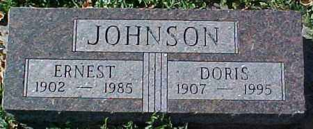 JOHNSON, ERNEST - Dixon County, Nebraska | ERNEST JOHNSON - Nebraska Gravestone Photos