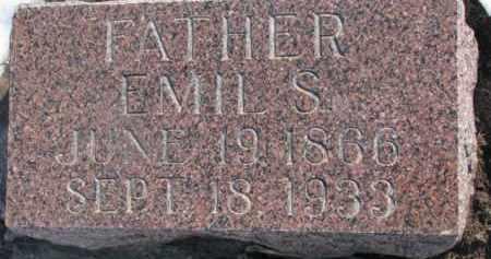 JOHNSON, EMIL S. - Dixon County, Nebraska   EMIL S. JOHNSON - Nebraska Gravestone Photos