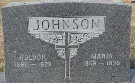 JOHNSON, HOLVOR - Dixon County, Nebraska | HOLVOR JOHNSON - Nebraska Gravestone Photos