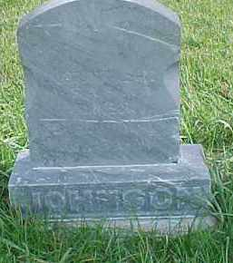 JOHNSON, INFANT - Dixon County, Nebraska | INFANT JOHNSON - Nebraska Gravestone Photos