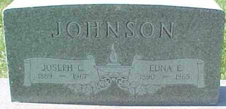 JOHNSON, JOSEPH C - Dixon County, Nebraska | JOSEPH C JOHNSON - Nebraska Gravestone Photos