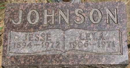 JOHNSON, JESSE - Dixon County, Nebraska   JESSE JOHNSON - Nebraska Gravestone Photos