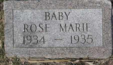 JOHNSON, ROSE MARIE - Dixon County, Nebraska | ROSE MARIE JOHNSON - Nebraska Gravestone Photos