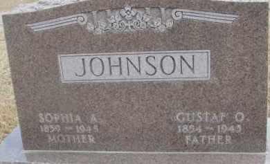 JOHNSON, SOPHIA A. - Dixon County, Nebraska | SOPHIA A. JOHNSON - Nebraska Gravestone Photos