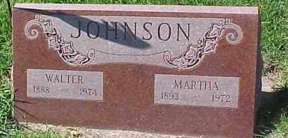 JOHNSON, MARTHA - Dixon County, Nebraska | MARTHA JOHNSON - Nebraska Gravestone Photos