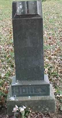 JONES, MARY AMELIA - Dixon County, Nebraska | MARY AMELIA JONES - Nebraska Gravestone Photos