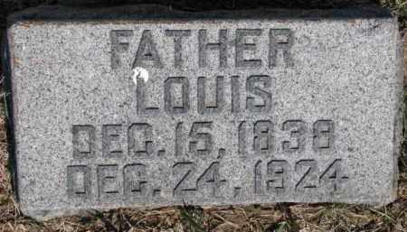 JOPP, LOUIS - Dixon County, Nebraska | LOUIS JOPP - Nebraska Gravestone Photos