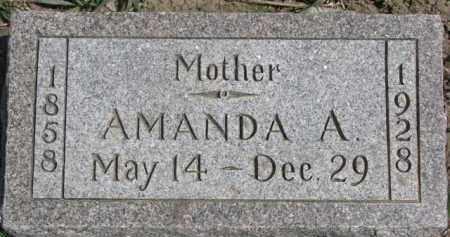 KARDELL, AMANDA A. - Dixon County, Nebraska | AMANDA A. KARDELL - Nebraska Gravestone Photos