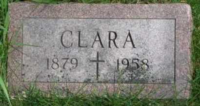 KAVANAUGH, CLARA - Dixon County, Nebraska | CLARA KAVANAUGH - Nebraska Gravestone Photos