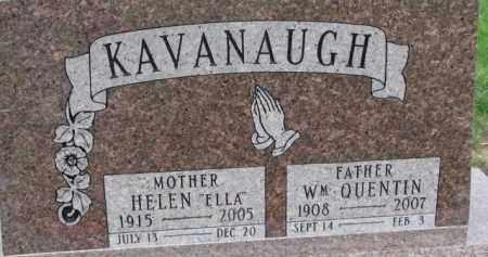 BEACOM KAVANAUGH, HELEN - Dixon County, Nebraska | HELEN BEACOM KAVANAUGH - Nebraska Gravestone Photos