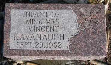 KAVANAUGH, INFANT - Dixon County, Nebraska | INFANT KAVANAUGH - Nebraska Gravestone Photos