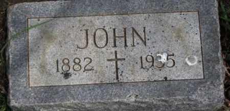 KAVANAUGH, JOHN - Dixon County, Nebraska   JOHN KAVANAUGH - Nebraska Gravestone Photos