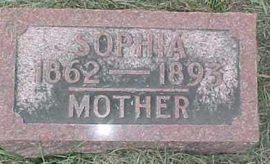 KAY, SOPHIA - Dixon County, Nebraska | SOPHIA KAY - Nebraska Gravestone Photos