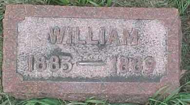 KAY, WILLIAM - Dixon County, Nebraska | WILLIAM KAY - Nebraska Gravestone Photos
