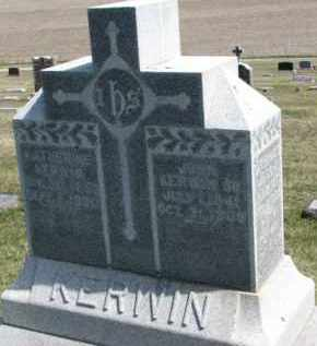 KERWIN, CATHERINE - Dixon County, Nebraska | CATHERINE KERWIN - Nebraska Gravestone Photos