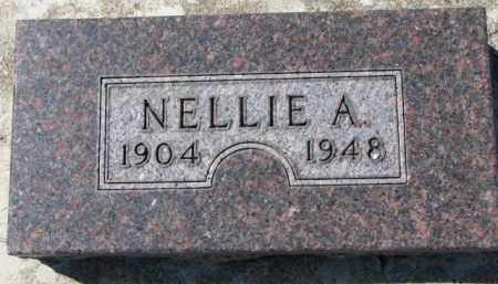 KEUCK, NELLIE A. - Dixon County, Nebraska | NELLIE A. KEUCK - Nebraska Gravestone Photos