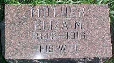 KIMBELL, ELIZA M. - Dixon County, Nebraska | ELIZA M. KIMBELL - Nebraska Gravestone Photos