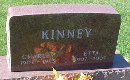 KINNEY, CHARLES JR. - Dixon County, Nebraska | CHARLES JR. KINNEY - Nebraska Gravestone Photos