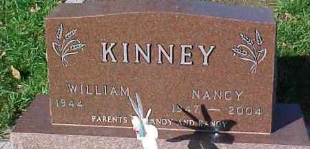 KINNEY, WILLIAM - Dixon County, Nebraska | WILLIAM KINNEY - Nebraska Gravestone Photos