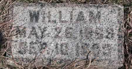 KIRCHNER, WILLIAM - Dixon County, Nebraska | WILLIAM KIRCHNER - Nebraska Gravestone Photos