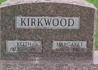 KIRKWOOD, KEITH - Dixon County, Nebraska | KEITH KIRKWOOD - Nebraska Gravestone Photos