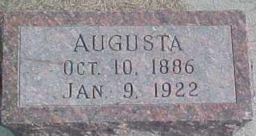 KJER, AUGUSTA - Dixon County, Nebraska   AUGUSTA KJER - Nebraska Gravestone Photos