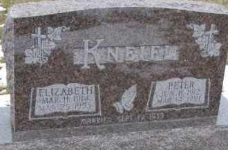 KNEIFL, PETER - Dixon County, Nebraska | PETER KNEIFL - Nebraska Gravestone Photos