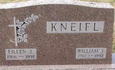 KNEIFL, WILLIAM J. - Dixon County, Nebraska | WILLIAM J. KNEIFL - Nebraska Gravestone Photos