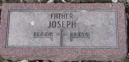 KNEIFL, JOSEPH - Dixon County, Nebraska   JOSEPH KNEIFL - Nebraska Gravestone Photos