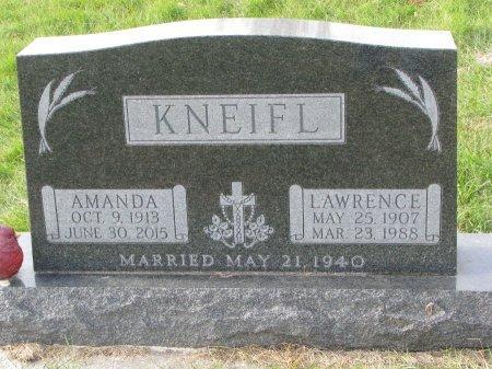 KNEIFL, AMANDA - Dixon County, Nebraska | AMANDA KNEIFL - Nebraska Gravestone Photos