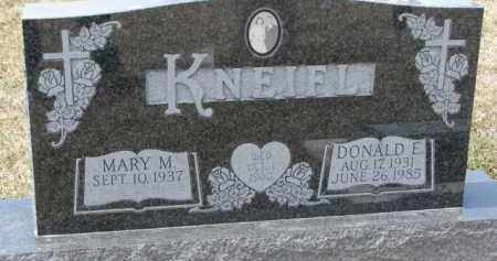 KNEIFL, MARY M. - Dixon County, Nebraska | MARY M. KNEIFL - Nebraska Gravestone Photos