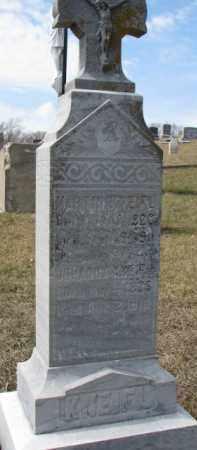 KNEIFL, MARTIN - Dixon County, Nebraska | MARTIN KNEIFL - Nebraska Gravestone Photos