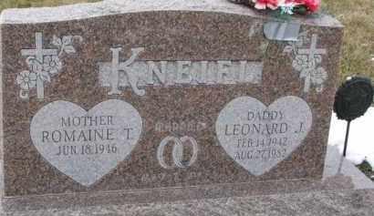 KNEIFL, ROMAINE T. - Dixon County, Nebraska | ROMAINE T. KNEIFL - Nebraska Gravestone Photos