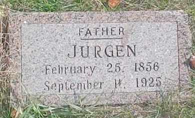 KOCH, JURGEN - Dixon County, Nebraska | JURGEN KOCH - Nebraska Gravestone Photos