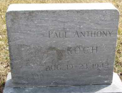 KOCH, PAUL ANTHONY - Dixon County, Nebraska | PAUL ANTHONY KOCH - Nebraska Gravestone Photos