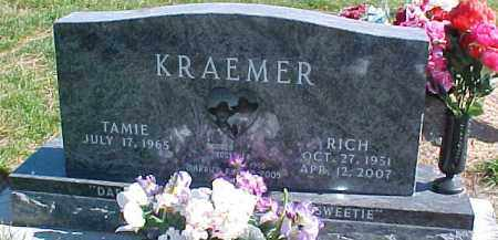 KRAEMER, RICH - Dixon County, Nebraska | RICH KRAEMER - Nebraska Gravestone Photos