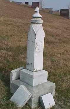 KRAUSE, LOUI K. - Dixon County, Nebraska | LOUI K. KRAUSE - Nebraska Gravestone Photos