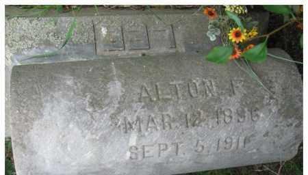 LEE, ALTON R. - Dixon County, Nebraska | ALTON R. LEE - Nebraska Gravestone Photos