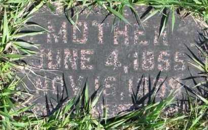 LIEWER, MOTHER - Dixon County, Nebraska | MOTHER LIEWER - Nebraska Gravestone Photos