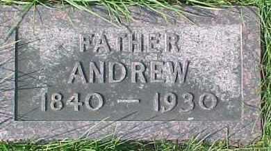 LINDAHL, ANDREW - Dixon County, Nebraska | ANDREW LINDAHL - Nebraska Gravestone Photos