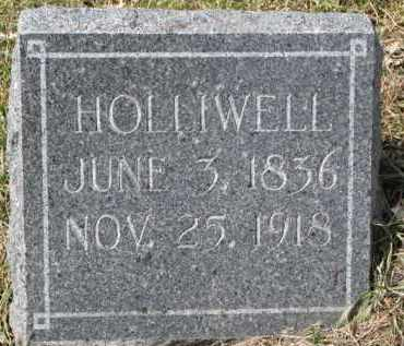 LOWE, HOLLIWELL - Dixon County, Nebraska   HOLLIWELL LOWE - Nebraska Gravestone Photos