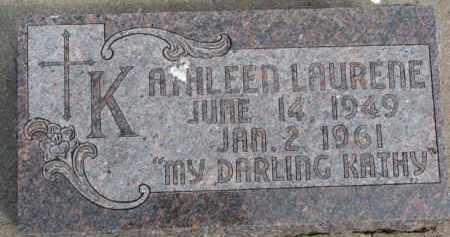LUETH, KATHLEEN LAURENE - Dixon County, Nebraska | KATHLEEN LAURENE LUETH - Nebraska Gravestone Photos