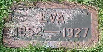 LUND, EVA - Dixon County, Nebraska | EVA LUND - Nebraska Gravestone Photos